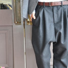 sofie d'hoore - wool pants