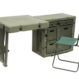 Pelican - Hardigg Single Field Desk