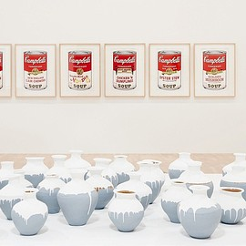 "Andy Warhol, Ai Weiwei - ""Andy Warhol 