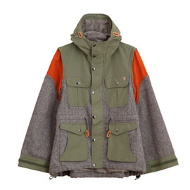 .efiLevol - Combination Mountain Parka