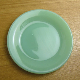 Fire King - Jadeite RW Bread & Butter Plate