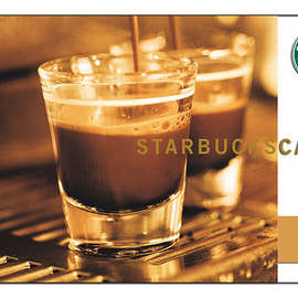 STARBUCKS - CARD