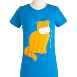 ModCloth - Cat and Mouse Gamer Tee