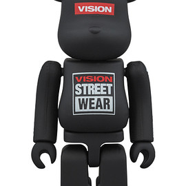 MEDICOM TOY - BE@RBRICK VISION STREET WEAR