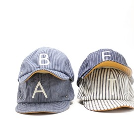 DECHO - BEAT BASE BALL CAP -ANACHRONORM-