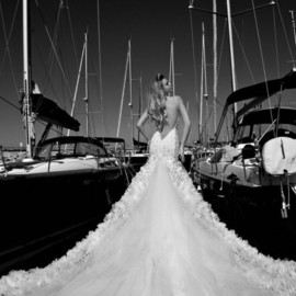 WEDDING - Pearl The St-Tropez Cruise by Galia Lahav