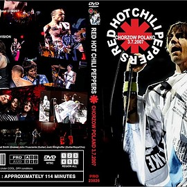RED HOT CHILI PEPPERS - CHORZOW POLAND 3.7.2007
