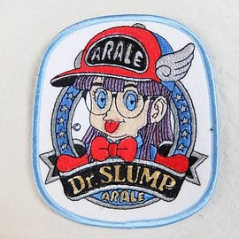 Dr slump - Patch Aralé