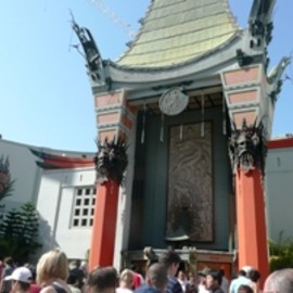 L.A - Chinese Theater