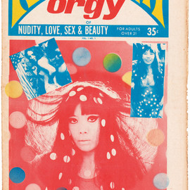 Yayoi Kusama - Kusama Orgy, Vol. 1, No. 1 [Single Issue Magazine]