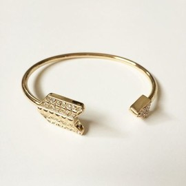 ⇄arrow bangle⇄