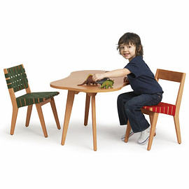 Knoll - Risom Child's Side Chair