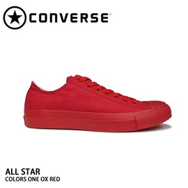 CONVERSE - CONVERSE ALL STAR Colors One OX RED Low