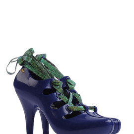 VIVIENNE WESTWOOD ANGLOMANIA + MELISSA - パンプス