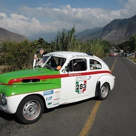 Volvo - 444 Carrera Panamericana Race Rally