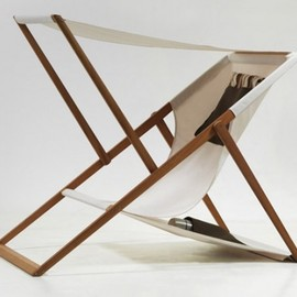Numen - X-Y deck chair