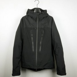 MAN OF MOODS - THREE DIFFERENT 3L HOODED JACKET