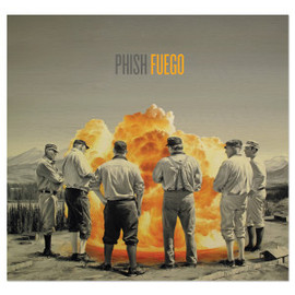 Phish - Fuego CD