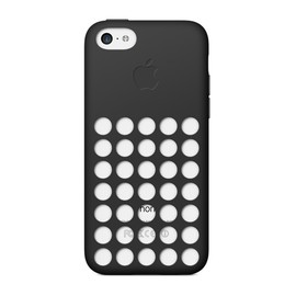 Apple - iPhone 5c Case Black