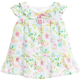 Mayoral - Baby Girls Printed Floral Dress