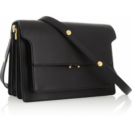 MARNI - Leather shoulder bag