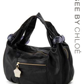 SEE BY CHLOE - ring-around lumbs skin sholder bag