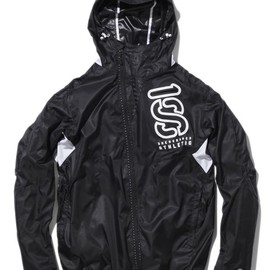 ONEHUNDRED ATHLETIC - 100A LIGHT WEIGHT WARM UP JACKET