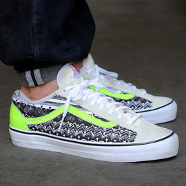 Stussy - Stussy x Vault by Vans 2014 Spring Collection