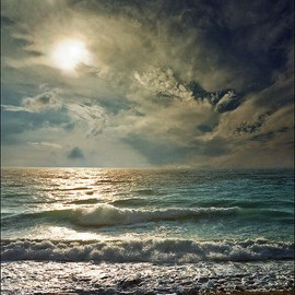 Rhodes, Greece - Peaceful Seascape