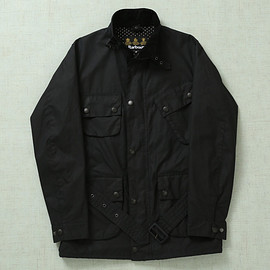 Barbour ×Edifice - INTERNATIONAL