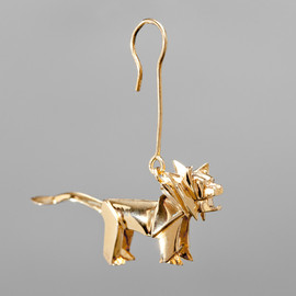 Origami Jewellery - BO Lion