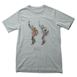 NADA. - Kill&Walk Tee #H.Gray