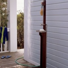 The Orvis Company - Outdoor Shower