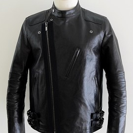 sacai - HORSE LEATHER JACKET