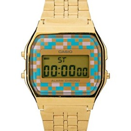 CASIO - Casio Digital Bracelet Watch A159WGEA-4AEF