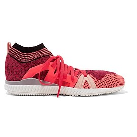 Adidas by Stella McCartney - Crazy Move Bounce mesh sneakers