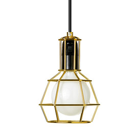 Form us with Love - Work Lamp Gold