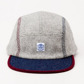 HECTIC - HECTIC Baseball 5-Panel Caps-02