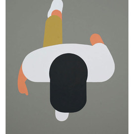 Geoff McFetridge - walking man