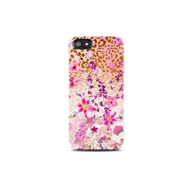 csera - FLORAL Phone Case Floral iPhone 5 Case Floral iPhone 4s Case Spring Cases Ombre Leopard