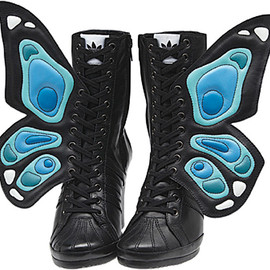 ADIDAS ORIGINALS BY JEREMY SCOTT - winter2012