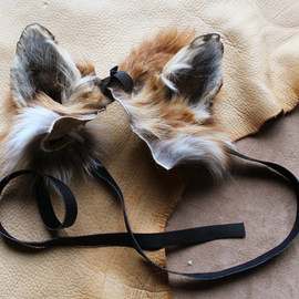 Lupa - Fox ears headdress