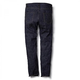 HEAD PORTER PLUS - DENIM PANTS/SKINNY INDIGO