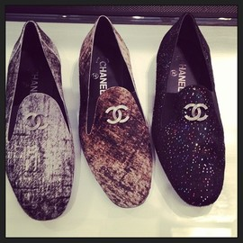 CHANEL - Chic shoes/fw13
