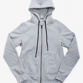 Deus ex Machina, Reigning Champ - Reigning Champ for Deus ex Machina - Zip Front Hoodie
