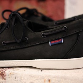 Sebago, Ronnie Fieg - Vincent - Black