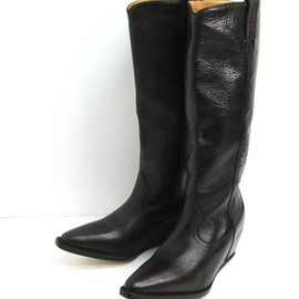Maison Martin Margiela - Covered heel western boots