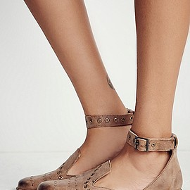 Free People - Castoni Studded Loafer
