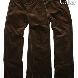 TATAMIZE - WORK TROUSERS Factory product line