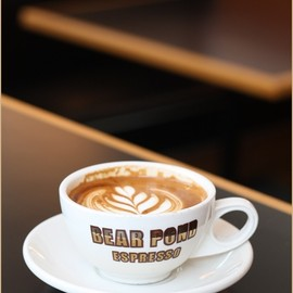 BEAR POND - latte